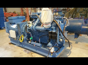 Used Diesel Generator set 900 KVA, new in 2009