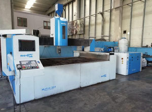 Mavijet MJT4000 waterjet cutting machine