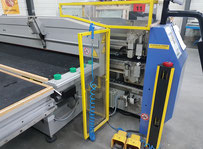 Macotec Strato Active 3.7 - Laminated Glass cutting