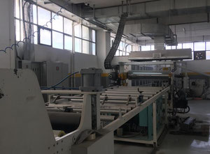 Turkish  Extrusionsanlage