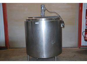 Zbiornik STAINLESS STEEL JACKETED TANK 1500L