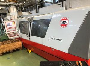 Berco LYNX 2000 Werkzeugschleifmaschine