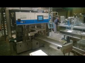 Tvarování termoplastů - Tvarující, plnící a  uzavírací linka Toyo Jidoki TT8CR