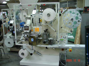 Miflex -Masz ASKO-20 Tea / Coffee bag machine