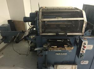 Iwasaki 2000 mm - UV Label printing machine