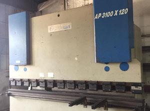 Ermaksan AP 3100 x 120 Abkantpresse CNC/NC