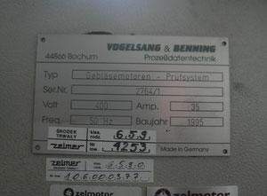 Proyector de perfil Vogelsang Benning Geblaesemotoren-Pruefsystem 2764/1