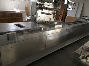 Used Alma TF 365/ML Cheese production, wrapping and portioning machine