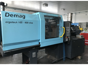 Demag Viva 1000-400 Injection moulding machine