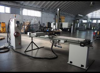 Used Irobi Attrezzatura speciale IML per asservimento pressa ad iniezione  Used machines - Exapro