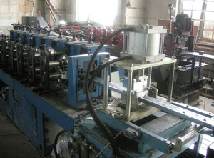 Ульяновск Тамбов СПМ-500М8х65 Profile bending machine