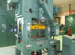 Bruderer BSTA 50H high speed press, 23980