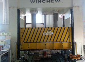 Winchew 600 Ton metal press