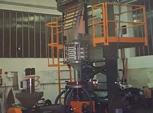 Stroj na vytlačování - Extrudér jednošroubový Zeta Plastic Estrusore Film