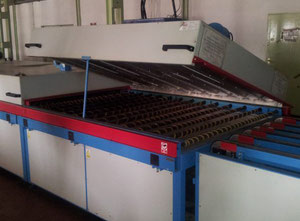 Bestsel Line Screen printing machine