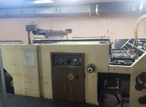 Sakurai SC 102 A Siebdruckmaschine