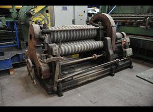 Eichener 1150 x 3 mm Blechrundbiegemaschine - 4 Walzen