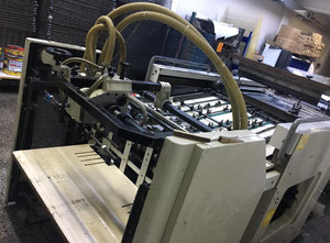Sakurai Maestro MS102 Siebdruckmaschine