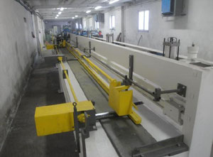Famad PDFD Finger Joint machine