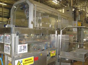 Combibloc CFF510 Стандартная 1-литровая линия наполнения молочных кирпичей UHT