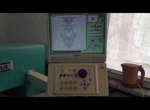 Taji̇ma TCMX-9015 Stickmaschine
