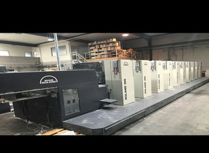 Offset six couleurs Man Roland 310