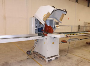 Bercar TVL Used cross-cut optimizing saw