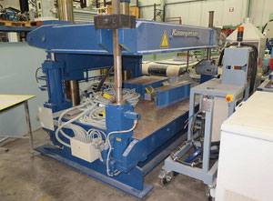 Kannegiesser MFT 12,5x20,5/12 Textile press