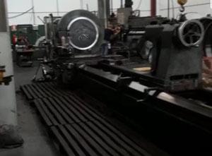 Tacchi 700x6000 Multispindle automatic lathe