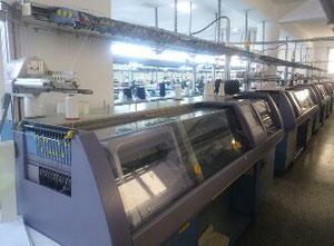 Maszyna dziewiarskia płaska Stoll 330 TCR