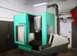 Deckel Maho DMU 50 V cnc vertical milling machine