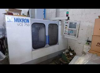 Mikron VCE 750 P81023050