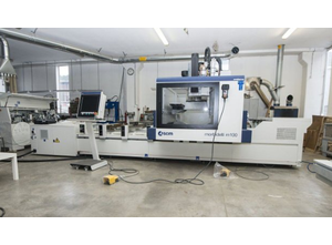 Centrum obróbcze CNC do drewna Morbidelli M 100