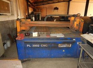 MICROSTEP PL6001.15 Schneidemaschine - Plasma / gas