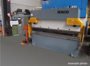 Haco PPES 60 ton x 2500 mm Abkantpresse CNC/NC