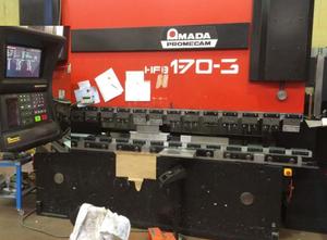 AMADA HFBO 170T x 3000 mm Abkantpresse CNC/NC