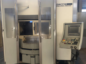 DECKEL-MAHO-GILDEMEISTER DMC 65 V high speed machining center