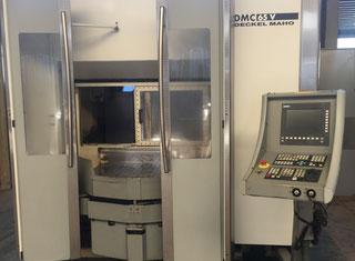 Deckel-Maho-Gildemeister DMC 65 V P81026053