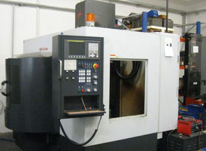 Feeler QM 23Aapc cnc vertical milling machine