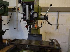 Perceuse multibroches Lux Drillmill RF-40
