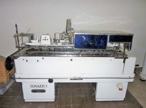 Tonazzi Polycarton Cartoning machine