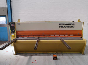Cisaille guillotine hydraulique EDWARDS PEARSON VE 3070mm x 6.5mm