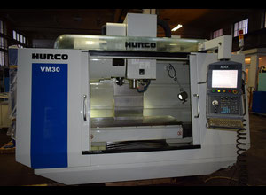 Hurco VM 30I Machining center - vertical