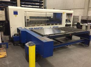 TRUMPF TCL 2530 - 4 kw laser cutting machine