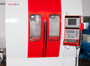 EMCO FB6 cnc vertical milling machine