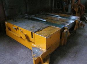 SCHNUPP HYDRAULIK 11-38-D-31496 Wechseltisch / Wechselwagen / Werkzeugwechselsystem / Aufspanntisch