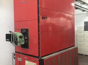 Met-Mann 500 Industrial boiler