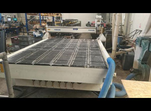 Mersinis CNC router FS 2030 Horizontal milling machine