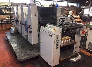 RYOBI 524 HXX 4 Farben Offsetdruckmaschine