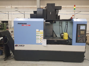 Doosan DNM 650 Machining center - vertical
